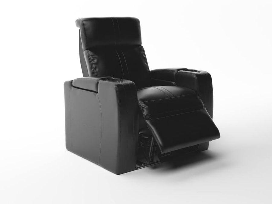 A Complex 3D Furniture Model of an Armchair