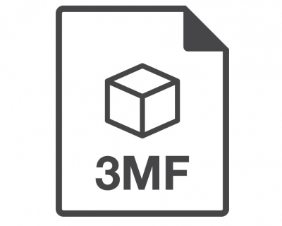 A Picture of 3MF 3D File Format