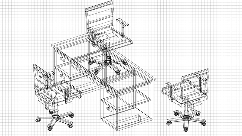 Using CAD Models for a Brief to Speed Up the 3D Rendering Project