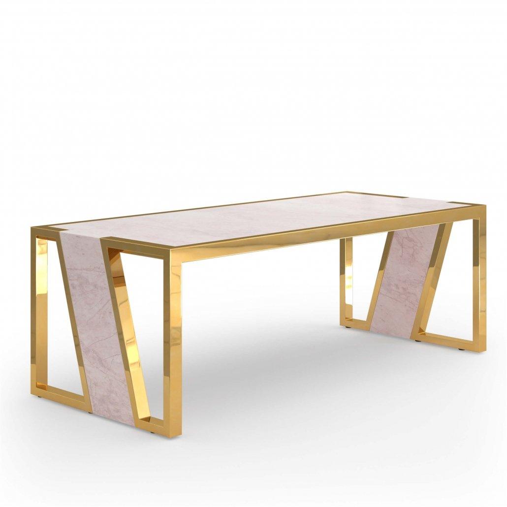 Marble Top Table Render
