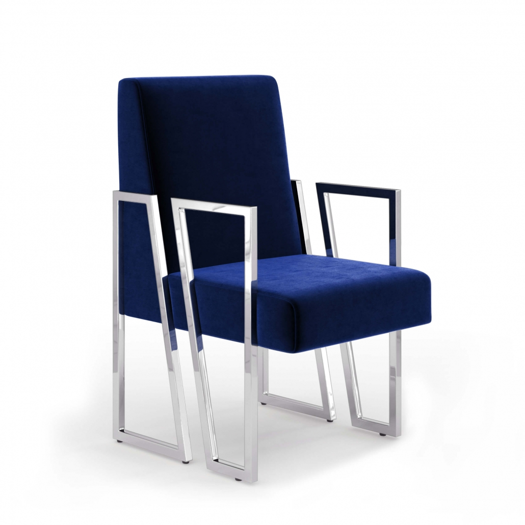 Product 3D Render for a Chair Design