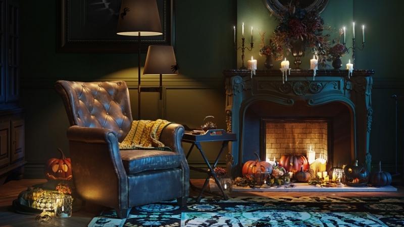 A Halloween CGI for Marketing Ideas for Fall Holiday Season