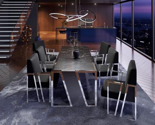 Product 3D Render for Upmarket Furniture
