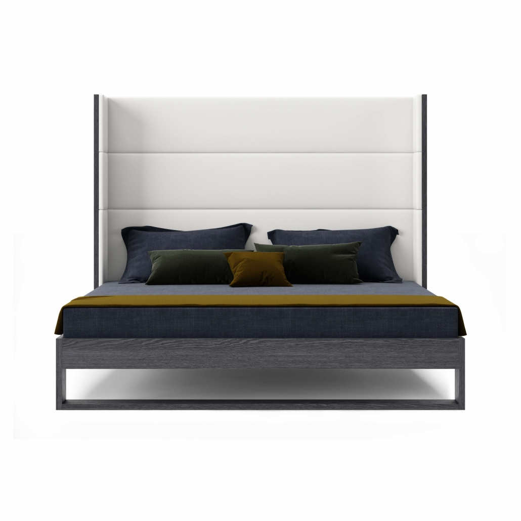 Photorealistic Product 3D Visualization of a Stylish Bed