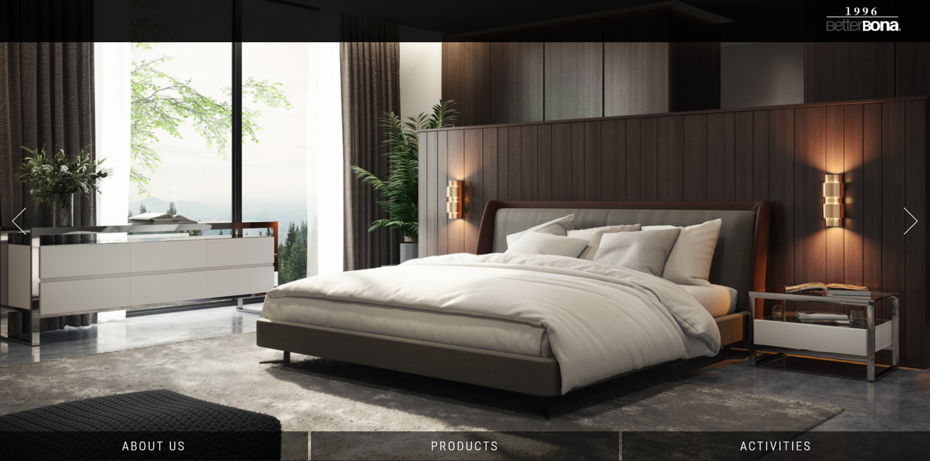 Product CGI for a Furniture Manufacturer's Website
