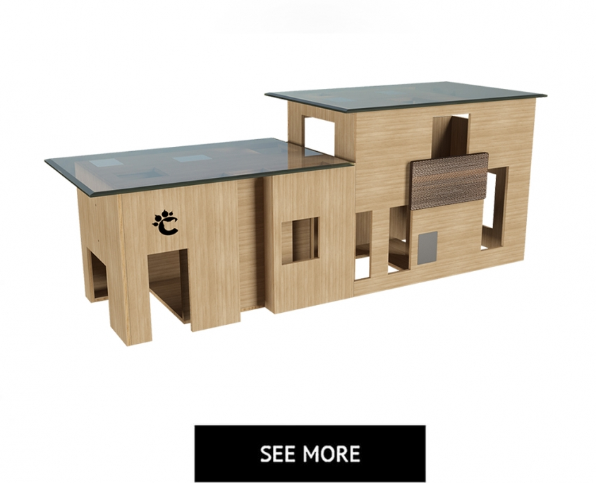 3D Rendering for Clawz Furniture