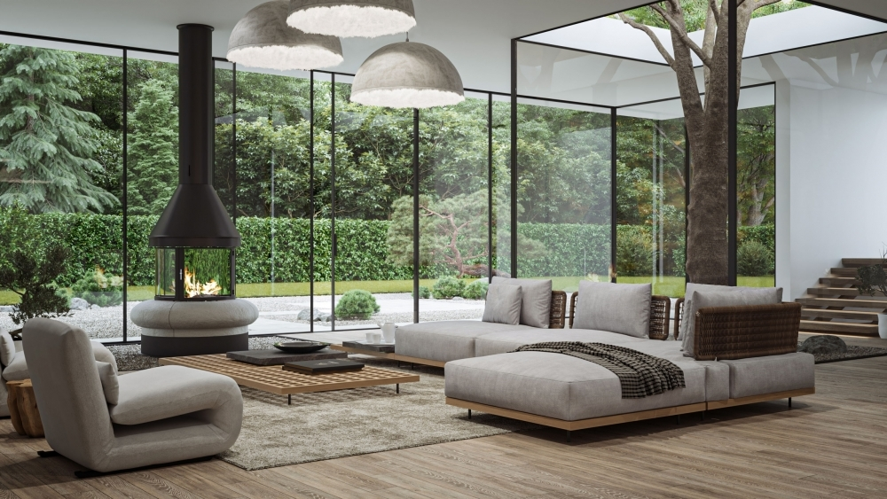 Photorealistic Lifestyle Rendering for Furniture Marketing