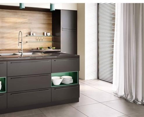 CG Render for Kitchen Furniture Marketing