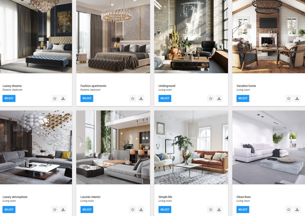 CGI CRM Library with Ready Lifestyle Scenes