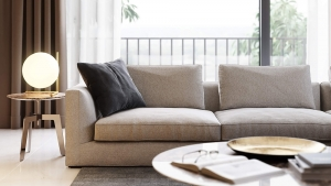 Product Lifestyle Close-up for Sofa Upholstery