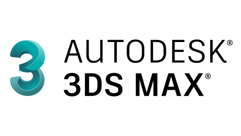 A Logo of 3D Max Which Is a Perfect Soft for Furniture Modeling and Rendering
