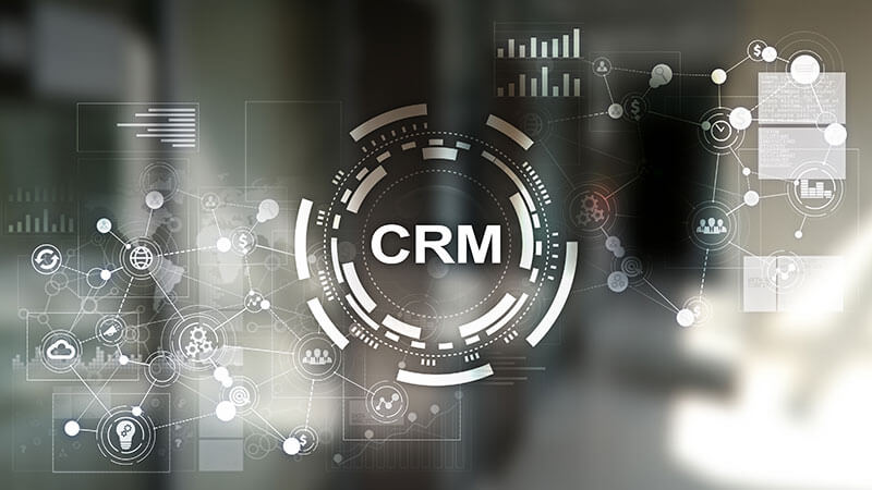 A Graphic Illustrating CRM System Used for Large-Scale Rendering Cases
