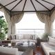 Outdoor Furniture Lifestyle 3D Reder